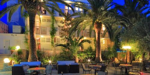 Hotel Villa Adriatica, Supetar island Brač