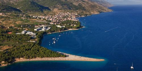 Island Brač, Croatia